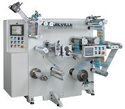 Narrow Slitting and Inspection Machine
