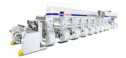 Rotogravure Printing Machines Control System