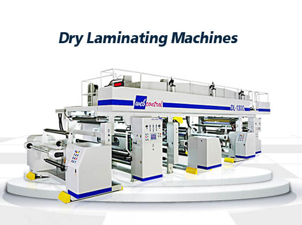 Dry Laminating Machines