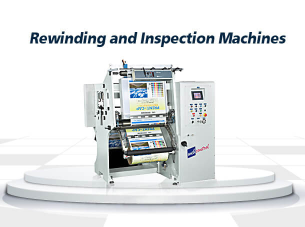 Rewinding and Inspection Machines
